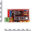 Picture of Ramps 1.4 + 5 x DRV8825 driver